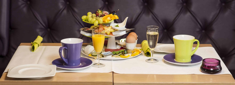 Frühstück im Il Bacetto